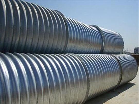 钢波纹管生产公司