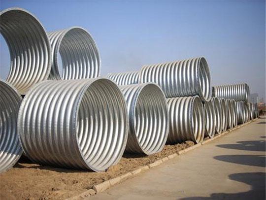锌基钢波纹管生产厂家