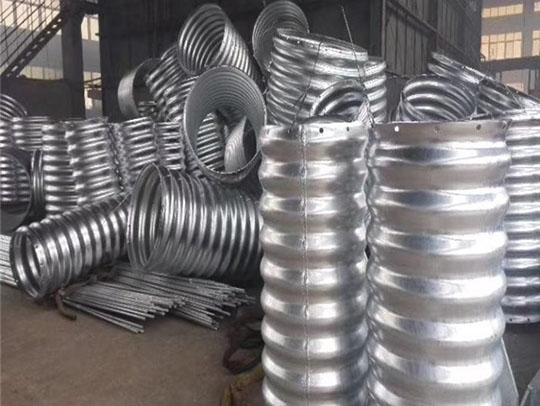 西藏拼接锌基钢波纹管生产厂家