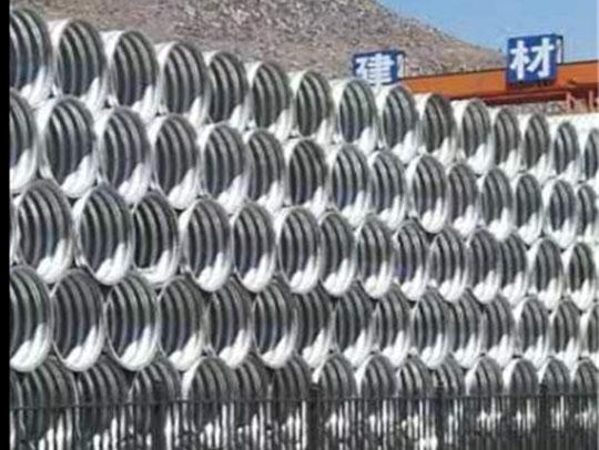 西藏拼接钢波纹管生产公司