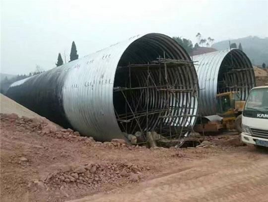 西藏钢波纹管厂家