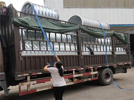 西藏锌基钢波纹管厂家